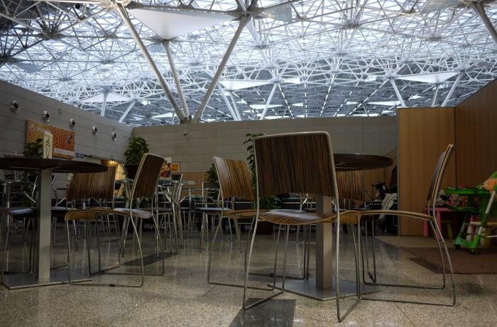 Ресторан в аэропорту Внуково