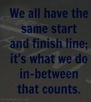 13.1, half marathon, running, motivation, inspiration {PilotingPaperAirplanes.com}