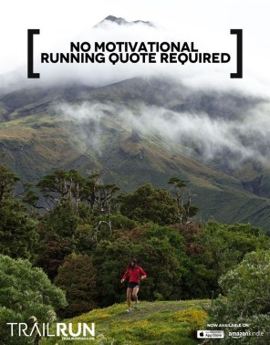 No motivational quote required! #run #running #trail #motivation #inspiration #fitness #health {PilotingPaperAirplanes.com}