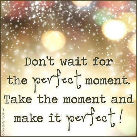 Take the moment and make it perfect #fitness #workout #health #motivation #inspiration {PilotingPaperAirplanes.com}