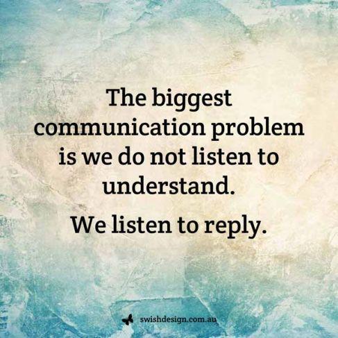 listenToUnderstand