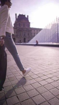 Louvre @danielwellington