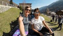 Anika and I