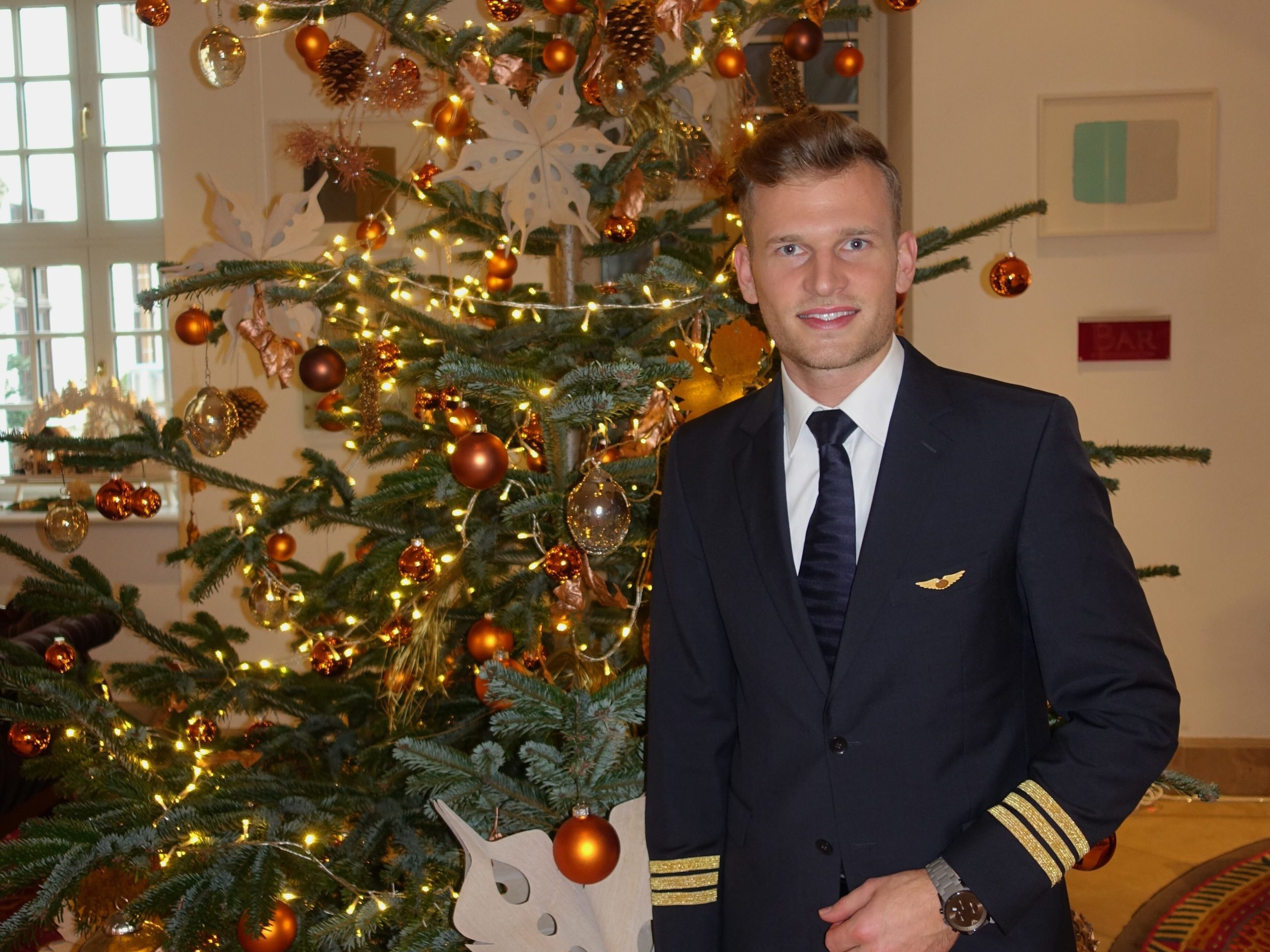 Christmas Greetings With Big Changes In 2017 Pilot Patrick