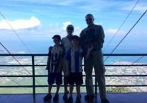 Top of Loma Isabel de Torres, Dominican Republic