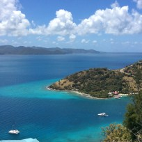 Pilot's Discretion, Little Harbor, Jost Van Dyke, BVI