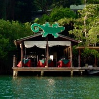 Rain Forest Café, Marigot Bay, St. Lucia