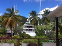 Capella Resort Marina, Marigot Bay, St. Lucia
