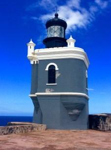 Light House, El Morro, Old San Juan, PR