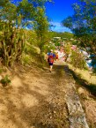 Gustavia hike, St. Bart