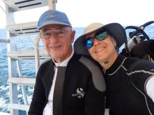 Capt. John & Mrs. Paulette