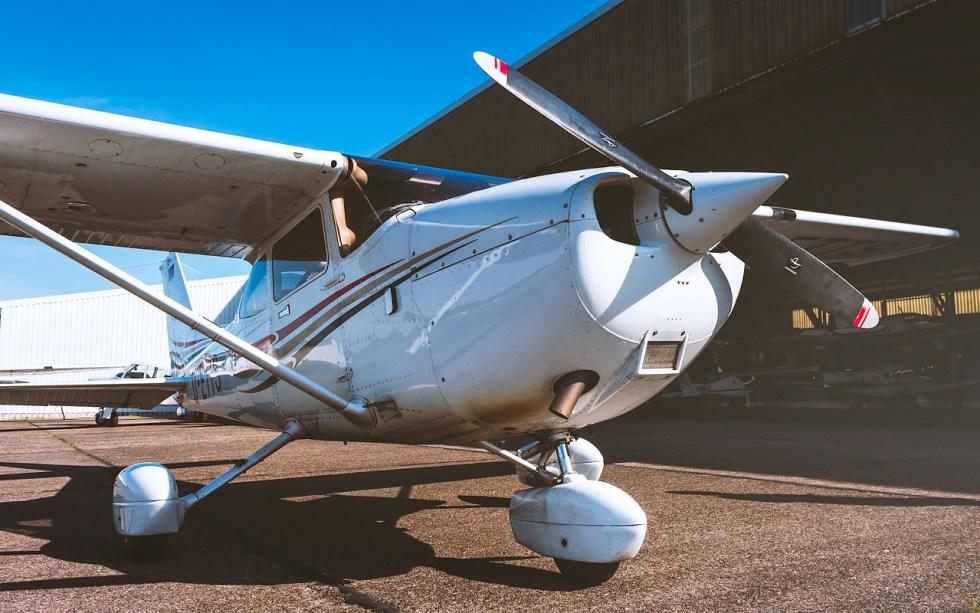 Cessna 172 Skyhawks V speeds