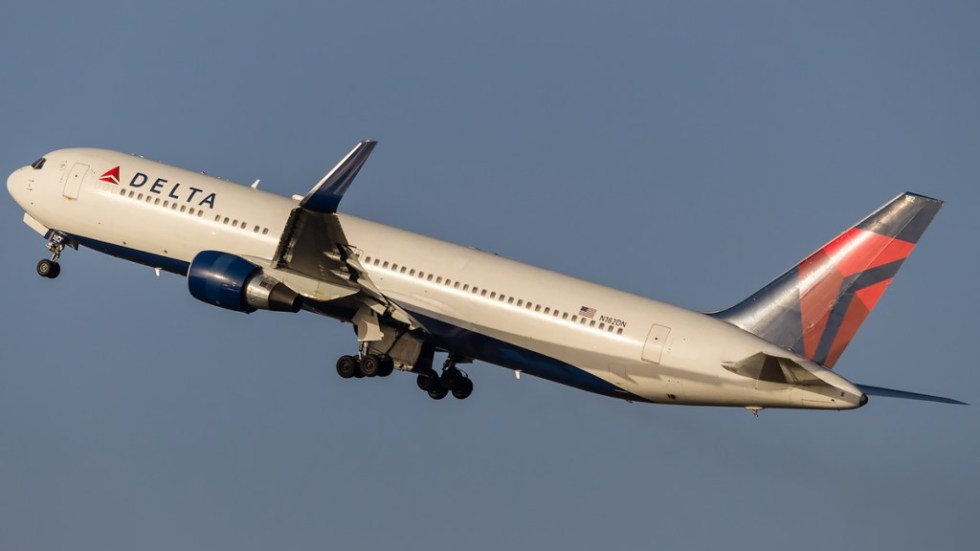 Boeing 767-300ER winglets