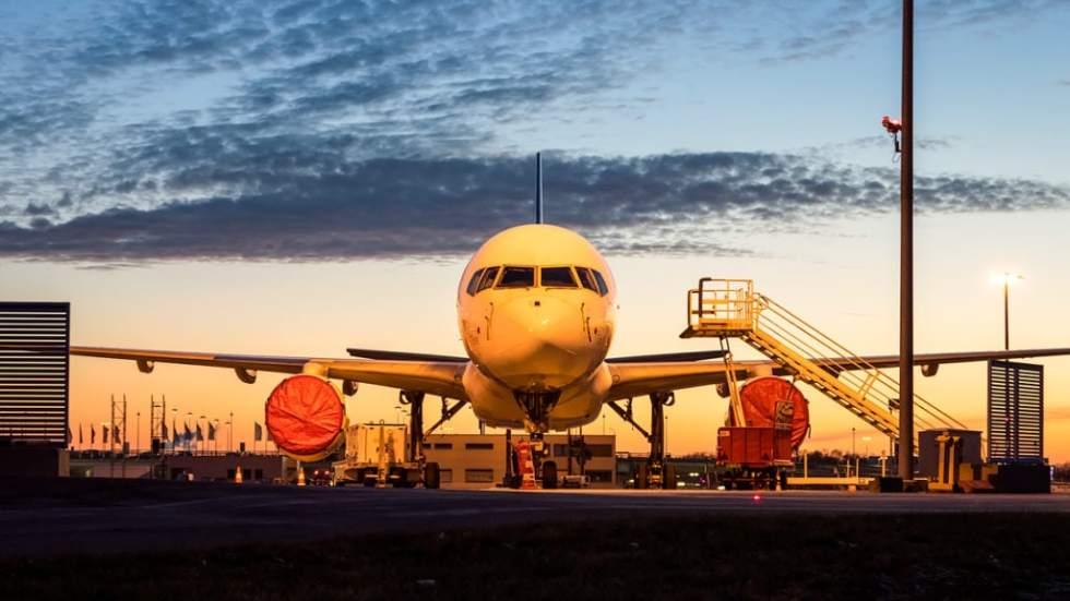 FedEx Boeing 757 freighter CGN
