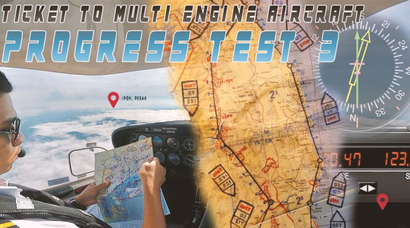 Ticket To Multi Engine Aircraft – Cross Country Flying & General Handling Check Ride | Progress Test 3 HM Aerospace