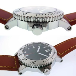 Custom 20ATM Automatic Diver Watch - Genuine sapphire crystal watch glass
