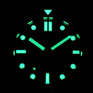 Custom 20ATM Automatic Diver Watch - Swiss SuperLume C1