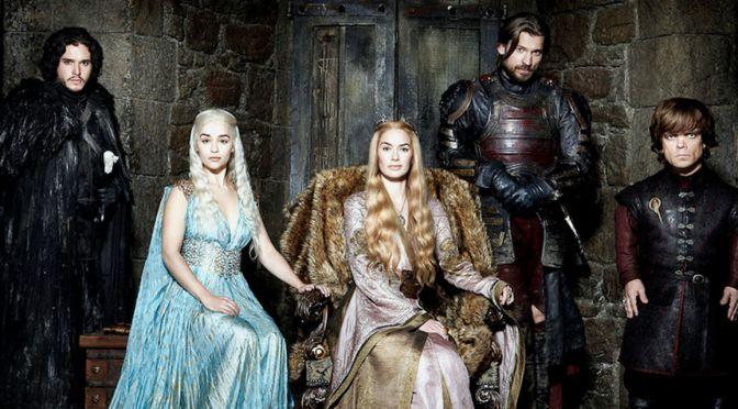 """Hackers incursionan en HBO y sustraen episodios de """"Game of Thrones"""""""