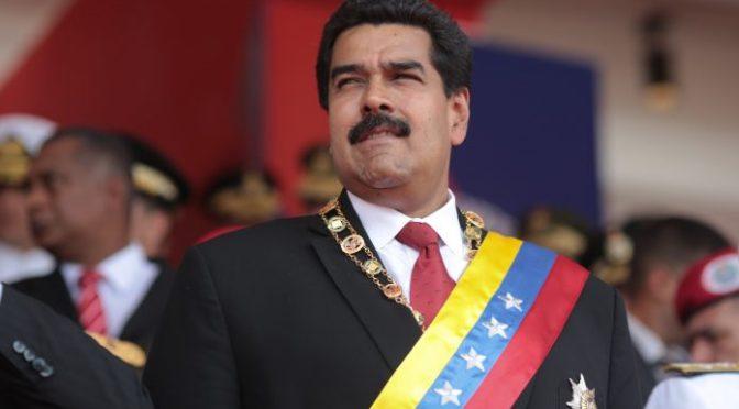 Ante presión de Maduro, renuncia embajador de Venezuela ante la ONU