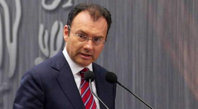 Videgaray llama cobarde a Nicolás Maduro.