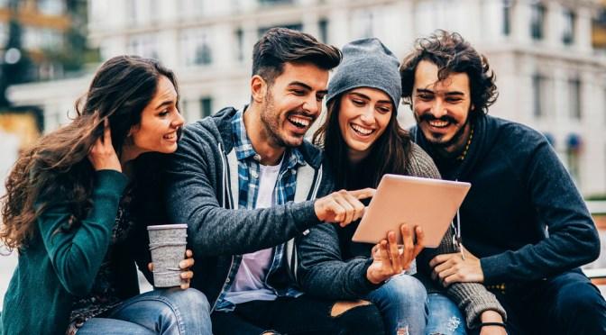 Millennials prefieren aplicaciones móviles para comprar