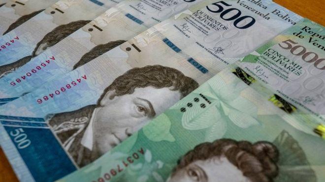 Inflación en Venezuela llega a 24.571 por ciento en 12 meses