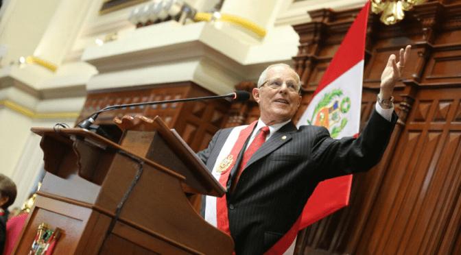 Presidente peruano plantea crear Corte Interamericana contra Corrupción