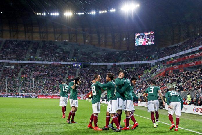 Tri ya trabaja en Rusia de cara a su debut ante Alemania en el Mundial