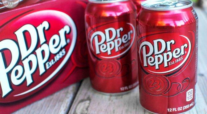 """Anuncia refresquera """"Dr Pepper"""" fusión con productora de café Keurig"""