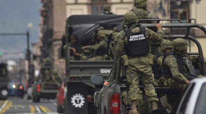 """Ejército abate al """"Güero Ranas"""", autor de emboscada a militares que dejó 5 muertos"""