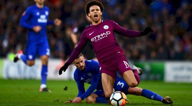 Leroy Sané listo para reaparecer con Manchester City