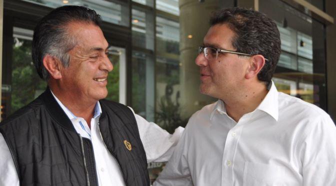 Ríos Piter y Jaime Rodríguez dialogan sobre unidad de independientes