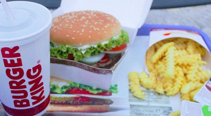 """Burger King trae a México hamburguesa """"a base de plantas"""""""
