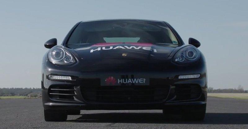 Huawei y Audi firman acuerdo para desarrollar vehículos inteligentes