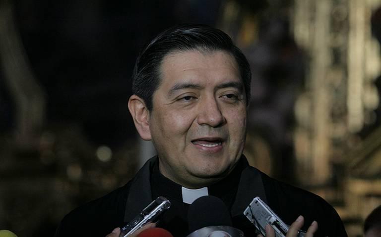 Deja Valdemar vocería tras 15 años en la Arquidiócesis