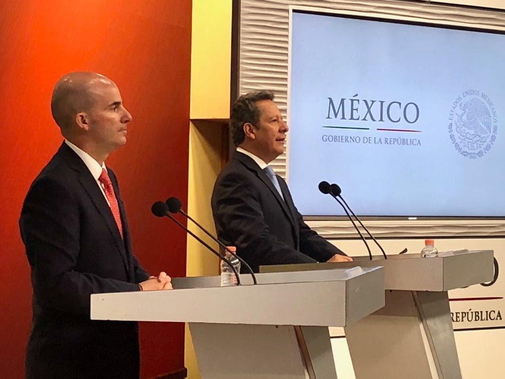 Elecciones, TLCAN y reforma fiscal, riesgos para economía mexicana: SHCP