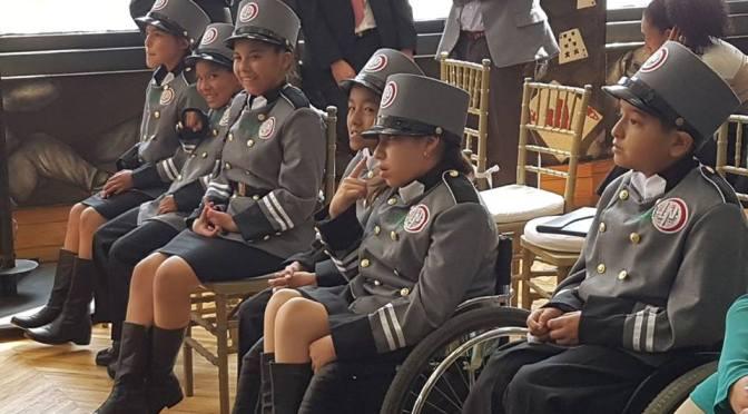Lotería incluirá a menores con discapacidad en equipo de niños gritones