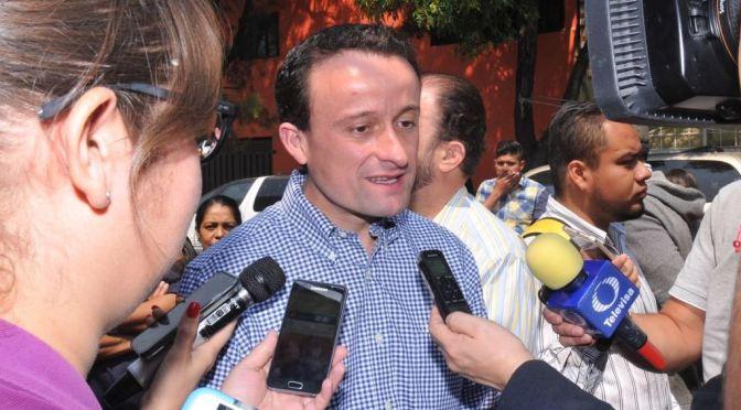 Mikel Arriola presentará denuncia contra Barrales por inconsistencia patrimonial