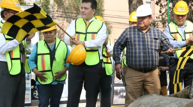Inician obras para extender Línea 7 del Metrobús a Cuautepec