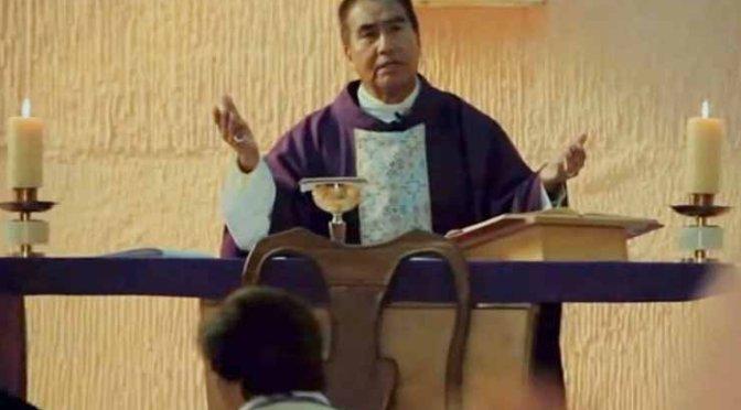 Por primera vez en el país, dan a sacerdote 63 años de prisión por pederastia