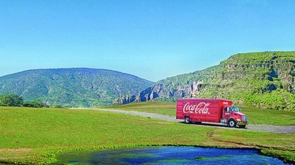 Industria Mexicana de Coca-Cola reduce su impacto al medio ambiente