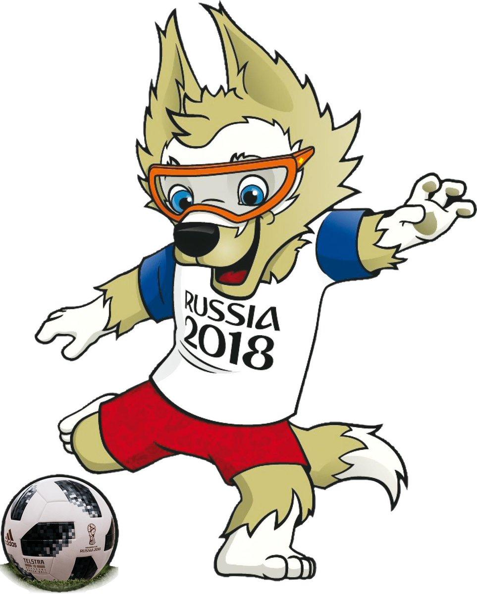 Mascota del Mundial de Rusia 2018 viaja al espacio