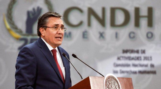 Investiga CNDH agresión a familia por fuego cruzado en Nuevo Laredo