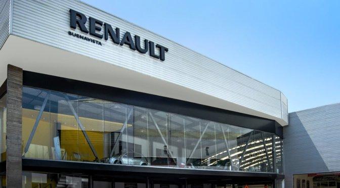 Renault y Fiat Chrysler estudian propuesta de fusión