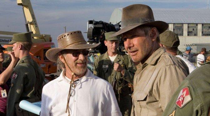 """Steven Spielberg confirma rodaje de """"Indiana Jones"""" para abril 2019"""