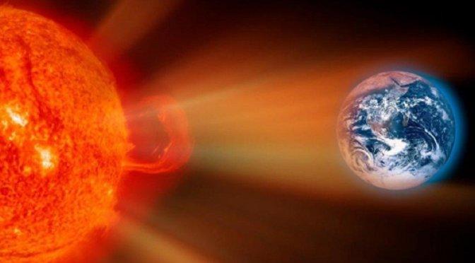 Tormenta geomagnética pasará desapercibida en México