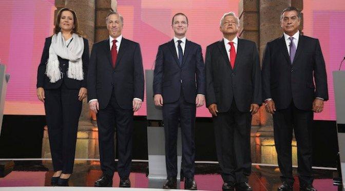 Más de 13 millones de mexicanos vieron el debate: Nielsen
