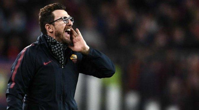 Técnico de la Roma considera injusto resultado ante Barcelona