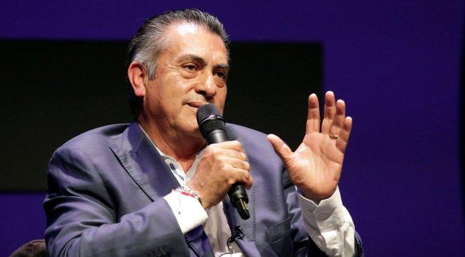 Jaime Rodríguez lamenta exclusión en firma de compromisos por la niñez
