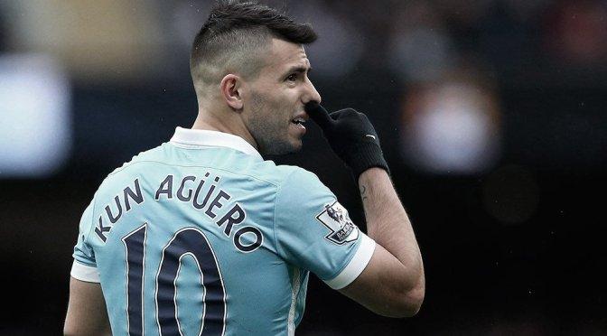 """""""Kun"""" Agüero es baja con Manchester City por el resto de la temporada"""